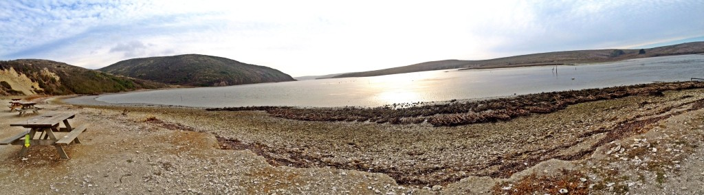 Drake's Bay Panorama